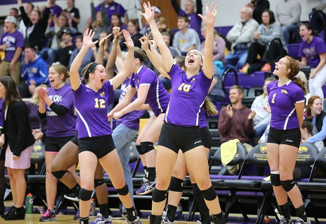 Uwsp Releases 2017 Volleyball Slate University Of Wisconsin Stevens Point Athletics